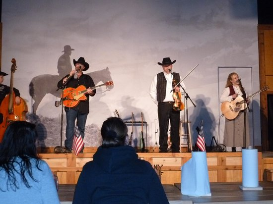 The Cody Cattle Company: The musicians