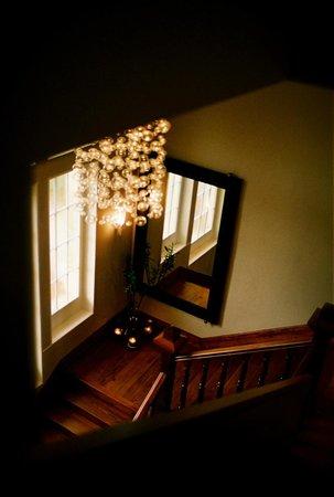 Villa La Tosca : stairs