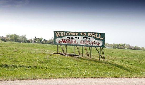 Wall Drug Store Cafe: Wall