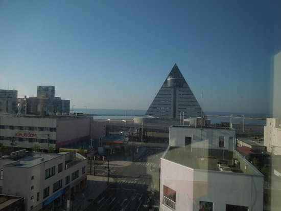 Hotel JAL City Aomori: 部屋からの眺め