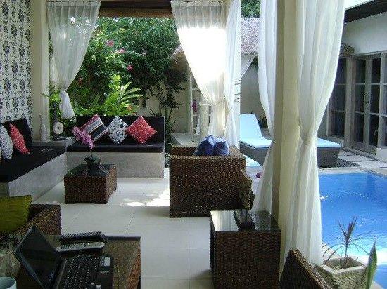 Enigma Bali Villas: villa