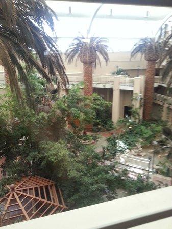 Wendover Nugget Hotel and Casino: View of Atrium