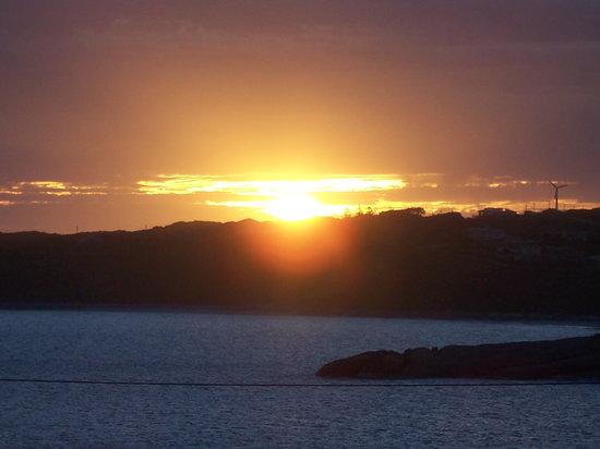 Bay of Islands B&B: Sunset