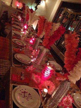 Kikili House : 'Visiting chef' night