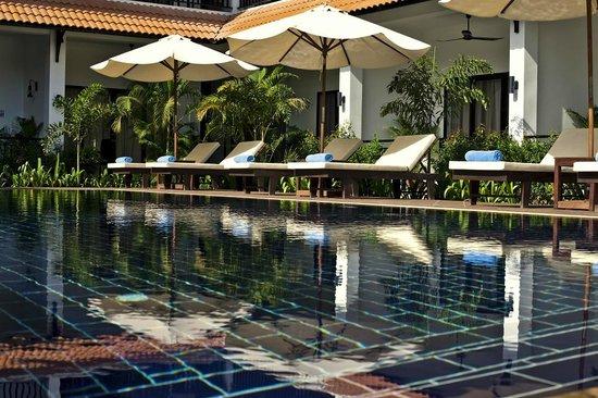Pool at kiri boutique Hotel