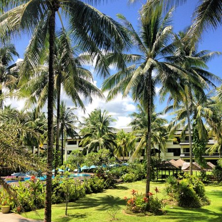 Khaolak Orchid Beach Resort: Resort