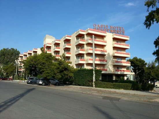 Oasis Hotel Apartments: Hotel Oasis
