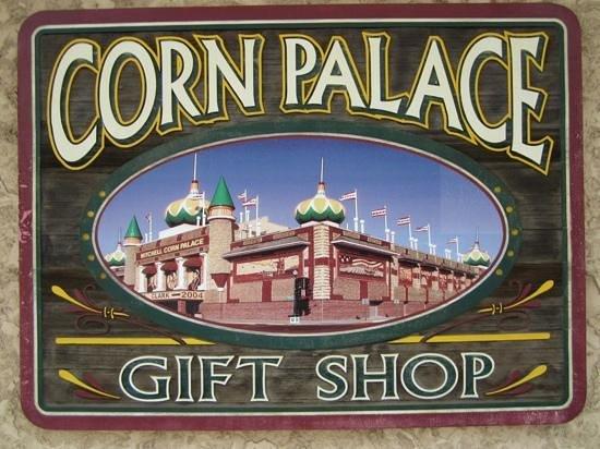 Corn Palace Gift Shop Souvenirs
