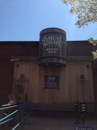 Samuel Adams Brewery : Sam Adams Brewery