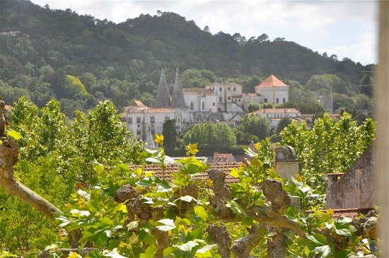 Hotel Nova Sintra: View from room