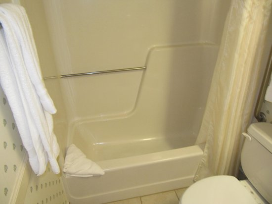 Best Western Inn & Suites Rutland-Killington: bath pic 1