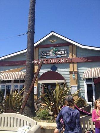 Custom House Restaurant Picture Of Custom House Avila Beach Tripadvisor