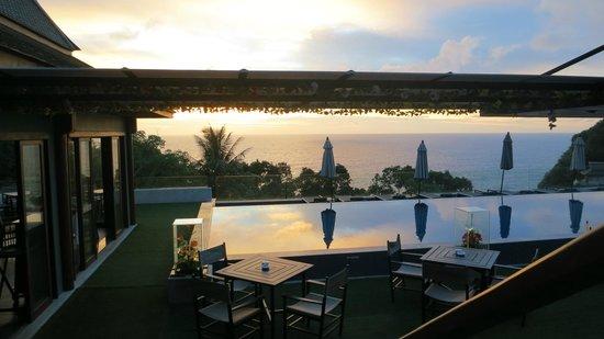 Ayara Kamala Resort & Spa: Beautiful scenery from swimming pool