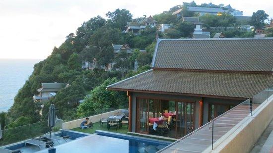 Ayara Kamala Resort & Spa: Perfect arrangement of rooms