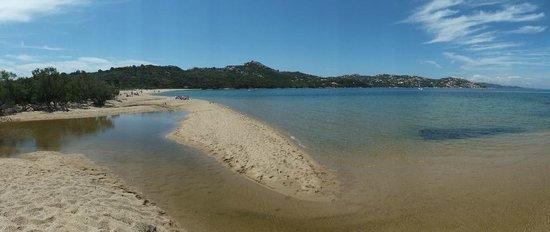 Palau, إيطاليا: spiaggia la sciumara