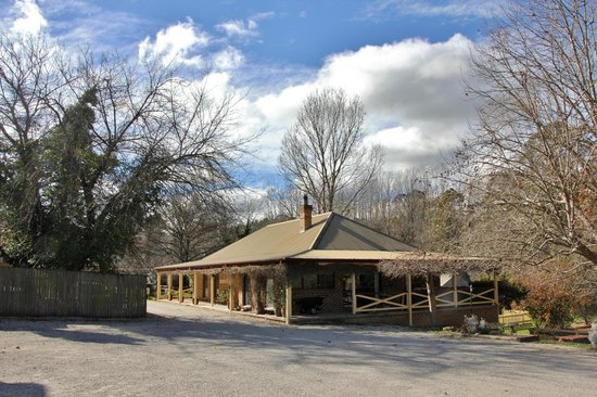 Berrima Bakehouse Motel: Berrima Motel - The Reception and Managers Residence