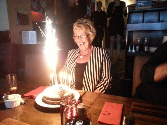 Olive Garden: Happy birthday!