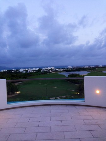 CuisinArt Golf Club: View from clubhouse