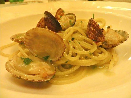 Hostaria-Pizzeria da Cesare : Beautiful clams