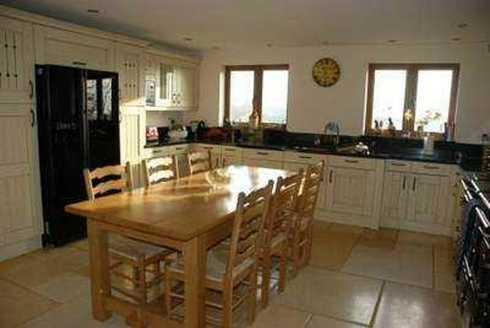 Greenacres Bed and Breakfast : Kitchen at Greenacres