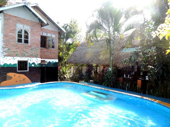 La Pistoche Swimming Pool & Bar : So lovely...