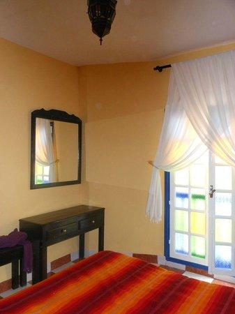 Hotel Cap Sim : Vue d'une chambre