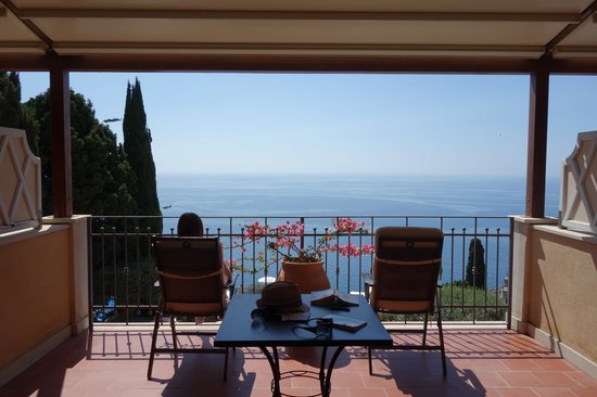 Grand Hotel San Pietro: View from a Junior Suite
