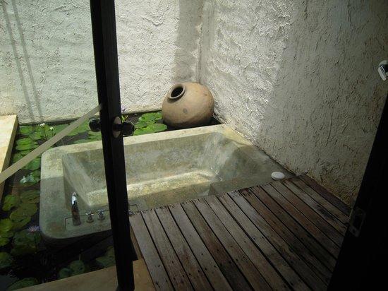 Vasca Da Bagno Esterna : Vasca da bagno della camera esterna picture of evason hua hin