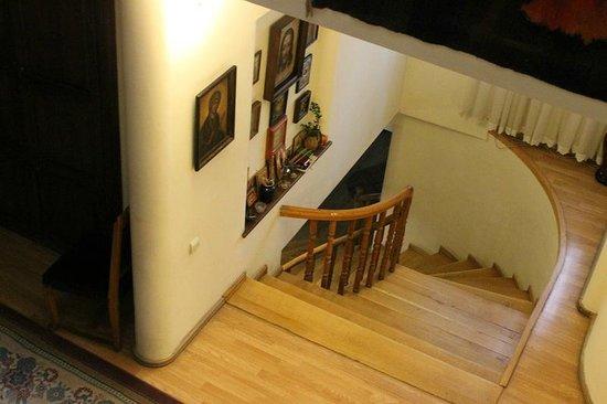 Beaumonde Hotel: Living area