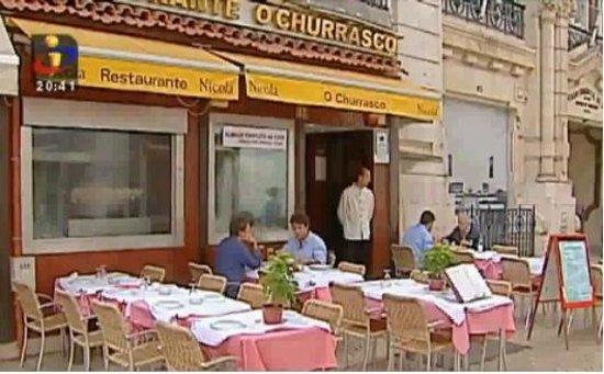 Photo of Restaurant O Churrasco Restaurante at Rua Portas De Santo Antão, 83-85, Lisbon 1150-266, Portugal