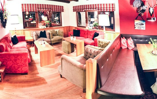 Seebichl Hotel: Lounge