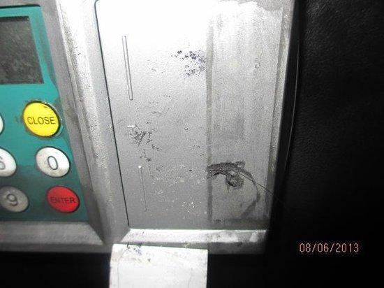Huahin Loft Hotel: safe NOT
