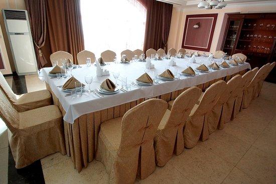 Samal Aktau Hotel: Банкетный зал