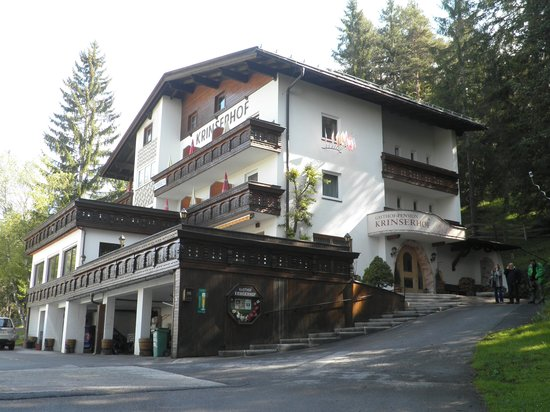 Pension Krinserhof : A lovely place to stay