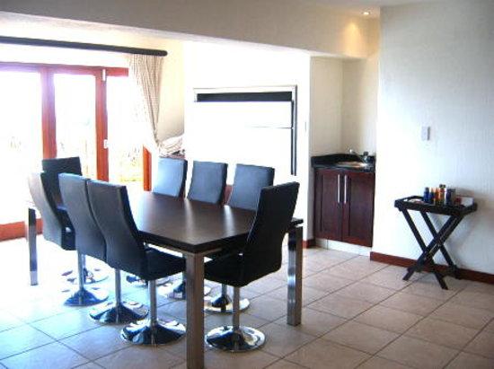 San Lameer, Sudáfrica: Dining room