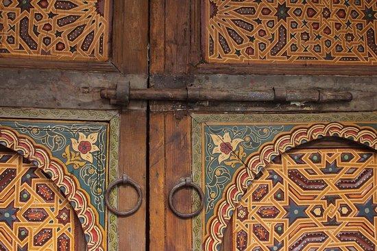 Riad Lena & SPA: porte