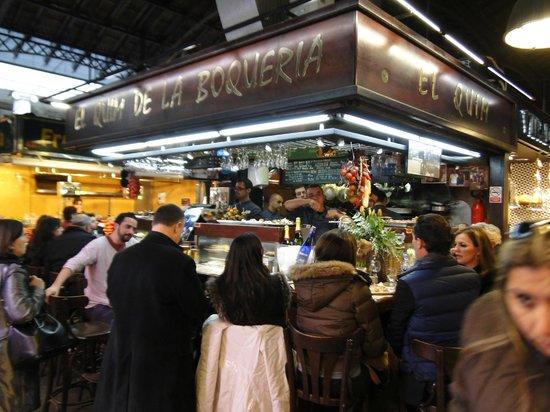 Рынок Бокерия (Сан-Жузеп)