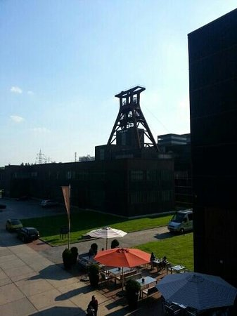 Casino Zollverein: la miniera