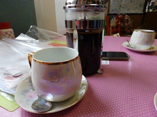 Frumenty & Fluffin: Huge coffee