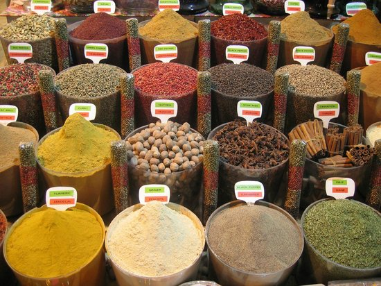 Rose Valley: Mix Spices
