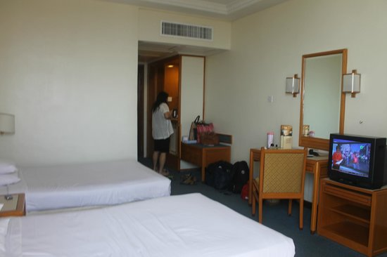 Copthorne Orchid Hotel Penang: Supeiror Twin Room on 14th floor