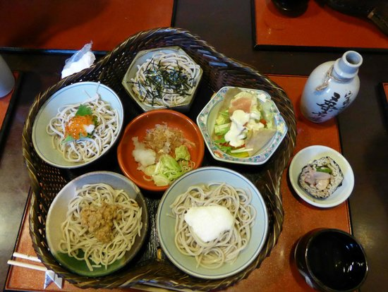 Picture of shukuba soba kuwanaya yokohama for Ashiya japanese cuisine