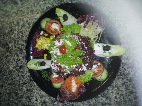 Benimar: Salatteller