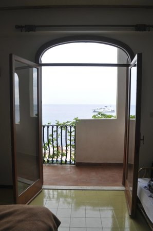 Hotel Carasco: View from room