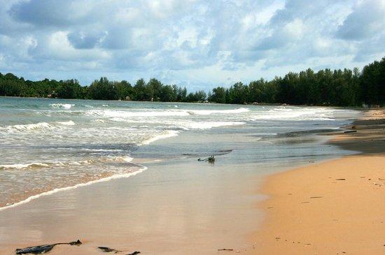 Royal Lanta Resort and Spa: Beach