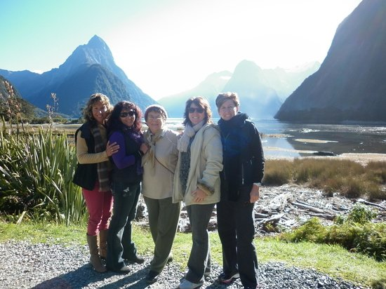 58 On Cron Motel: Milford Sounds Magic