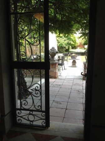 San Sebastiano Garden Hotel : Garden