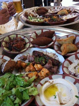 Aladdin Restaurante