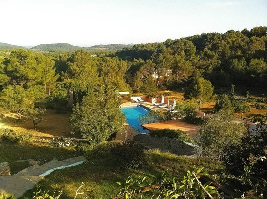 Hotel Rural Can Pujolet: View from Main Building