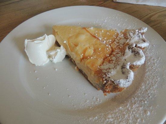 The Black Douglas Coffee House: Citron Tarte